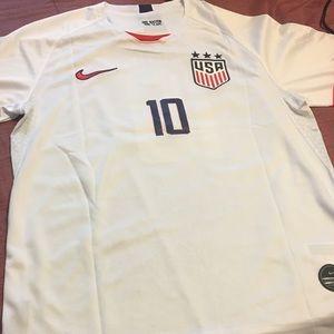 US women's soccer jersey